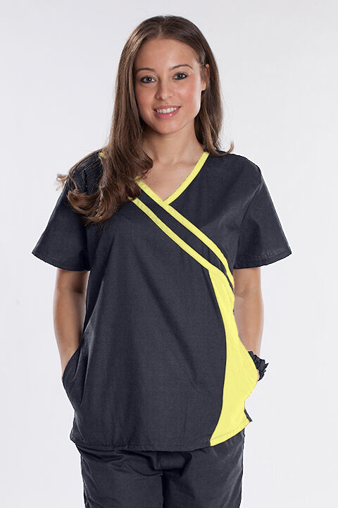 Rockhopper Princess New Style Nurse Uniform Scrubs Set Top