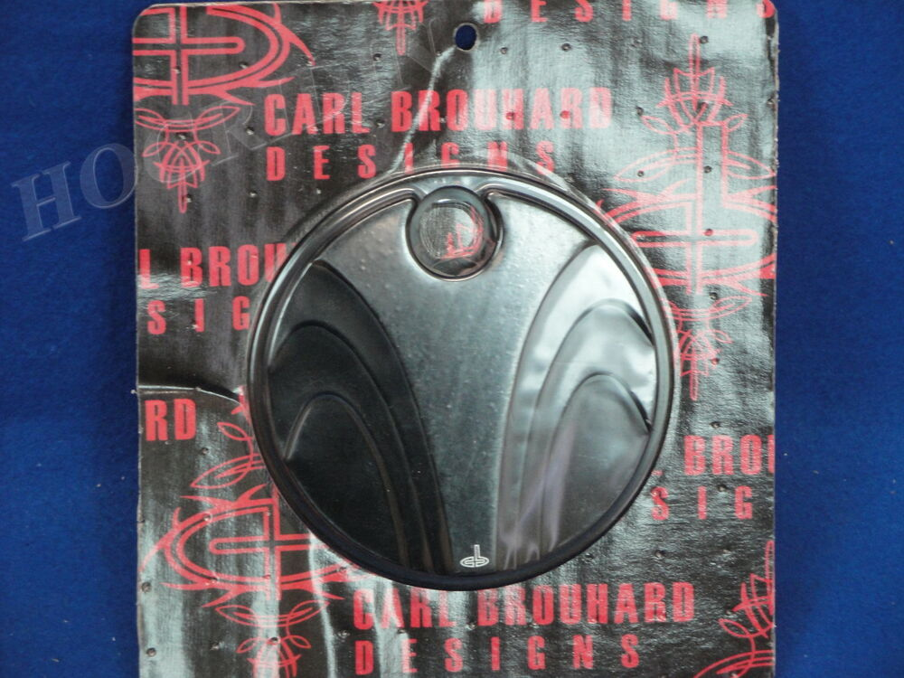 Carl Brouhard Harley Touring Gas Fuel Tank Console Door