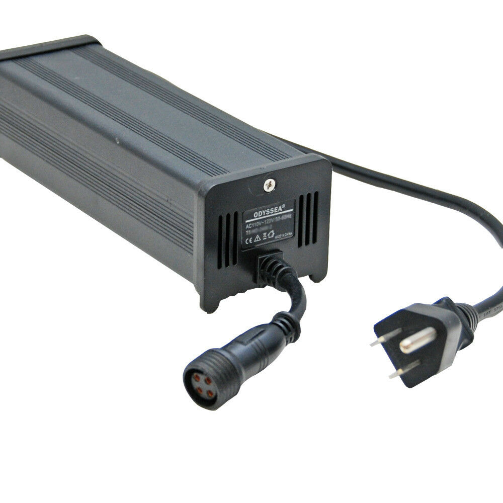 Odyssea T5 Quad Timer Aquarium Light Marine Fowlr Cichlid: T5 Ballast 24W External Electronic Replacement Power