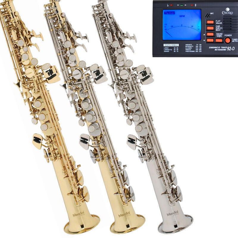 how to play soprano saxophone