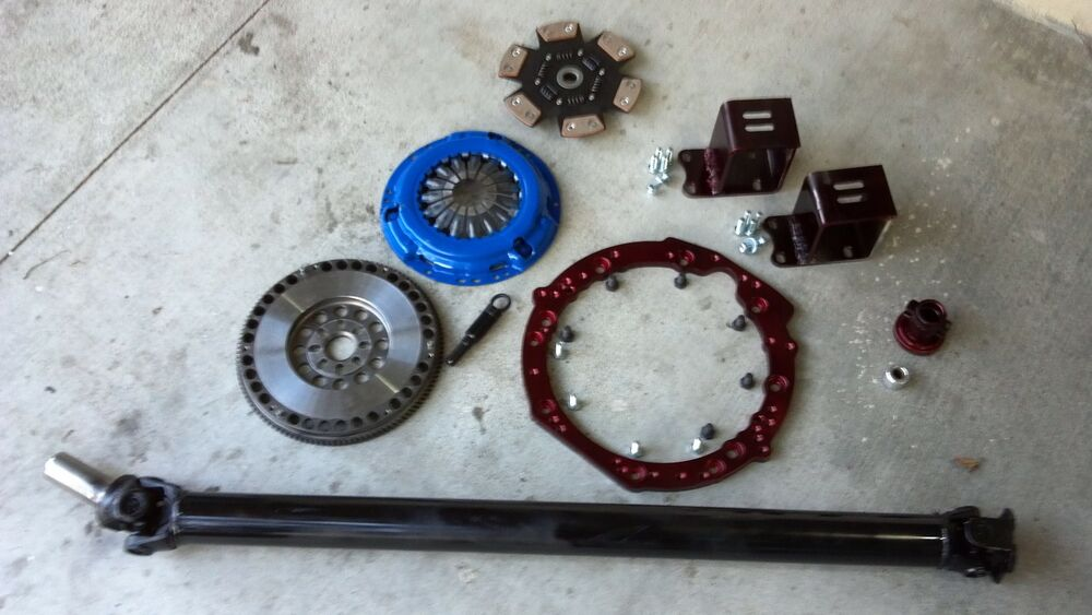 Installing A Six Speed Transmission In A C2 Corvette further Parts Needed Cost Breakdown Ls V8 Swap Nissan 240sx S13 S14 further 181460029321 further Shifter Cup Bushing 2010 Camaro 2009 Challenger Srt8 Cts V Gt500 G8 T56 Tr6060 besides I 9448095 Ford Hydramax Hydraulic Clutch Kit For 1 1 16 Toploader. on t56 transmission kit