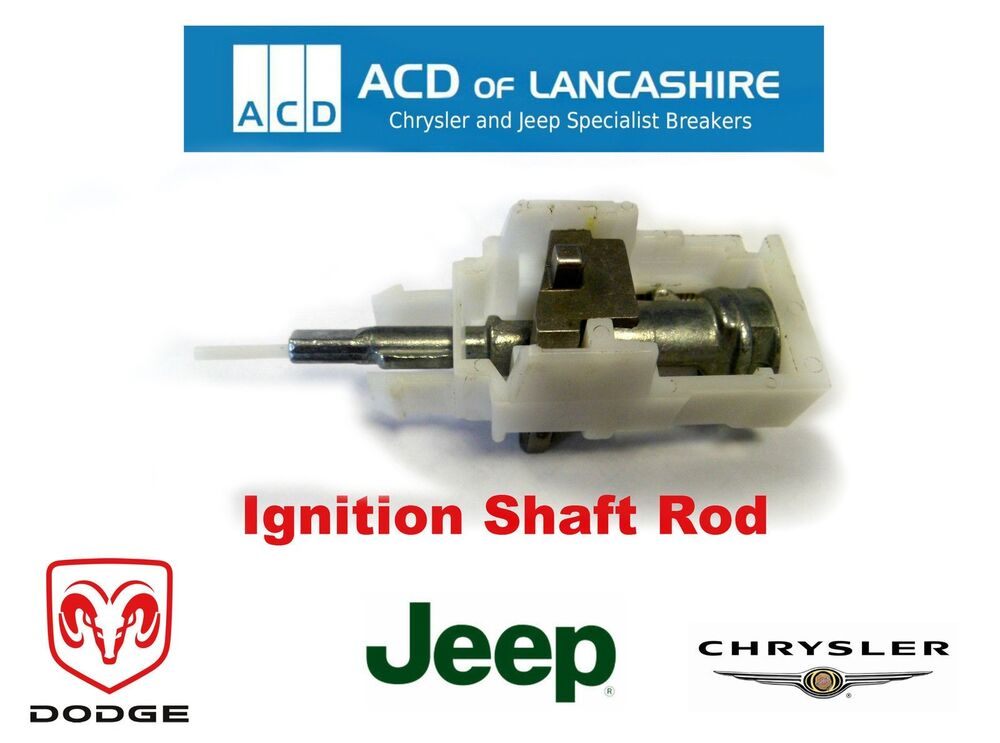 Key Ignition Actuator Rod Pin Shaft Switch For Jeep