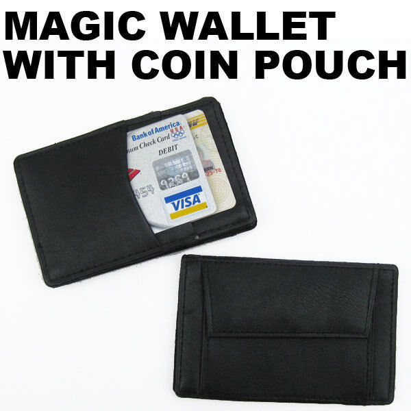 how to make a magic wallet with pockets