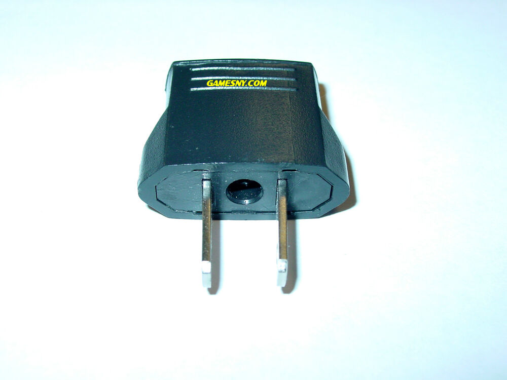 Travel Adapter For Europe Asia To Usa Canada Round 110