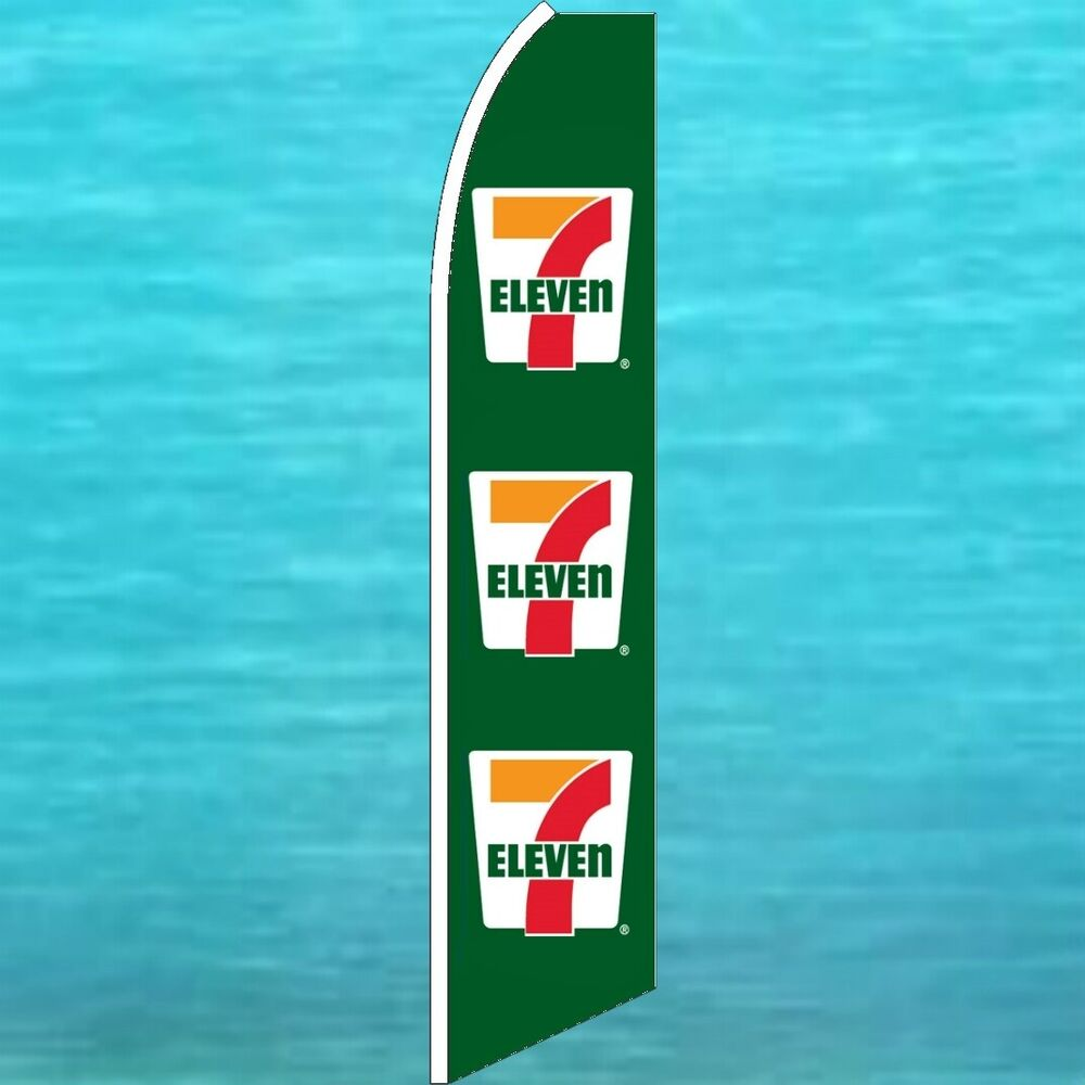 Seven 7 Eleven Banner Ad Flag Advertising Sign Feather. Starsigns Of Stroke. Carved Signs Of Stroke. Bumper Sticker Stickers. Eagle Head Logo. Sticker Shop. State Washington Murals. Atv Racing Decals. Skin Infection Signs Of Stroke
