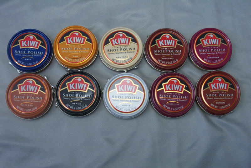 Tan Leather Shoe Polish