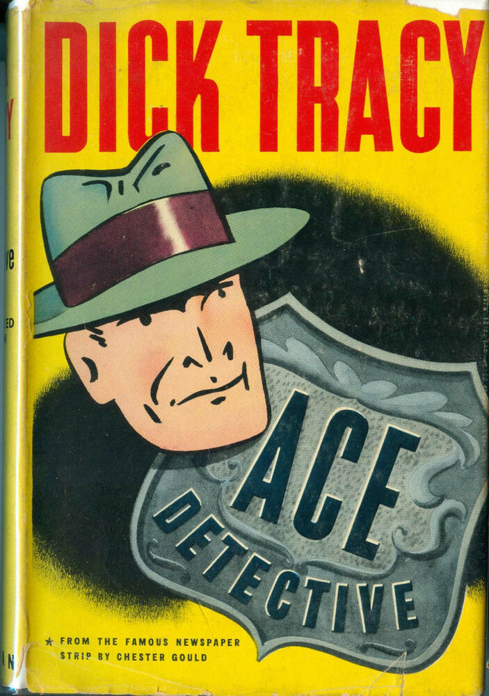 Magnificent authorized collectible dick guide tracy opinion