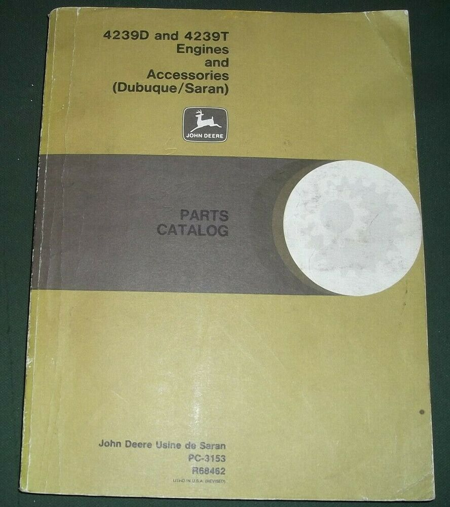 Parts And Accessories Catalog Manual Guide
