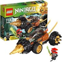 JANUARY 2013 LEGO NINJAGO 70502 COLE'S EARTH DRILLER *NEW & SEALED, GREAT GIFT!