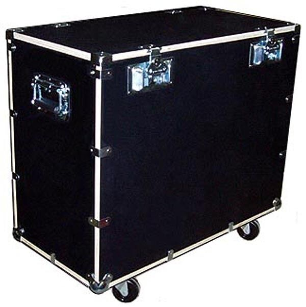 Utility supply trunk road case 1 2 ply case kit w bare for 2 case kit di storia