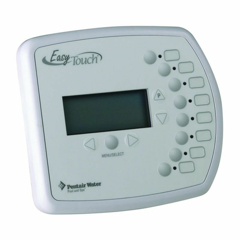 Pentair Intellibrite Controller Remote Light Control Part: Pentair EasyTouch Wireless Remote Control For 8 Circuit
