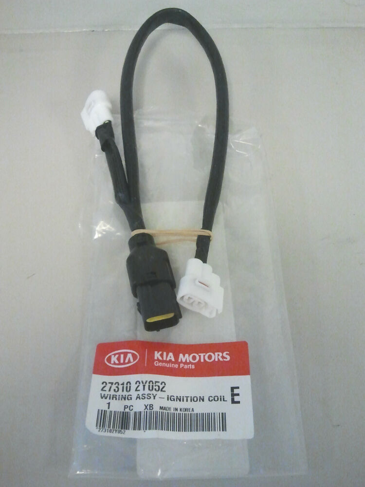 27310 2y052 oem kia ignition coil harness sportage spectra ... 2004 kia spectra wiring diagram kia spectra wiring harness