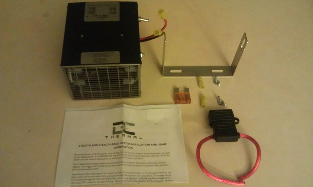 Skid Steer Cab Heater Kit For Bobcat Cat John Deere New