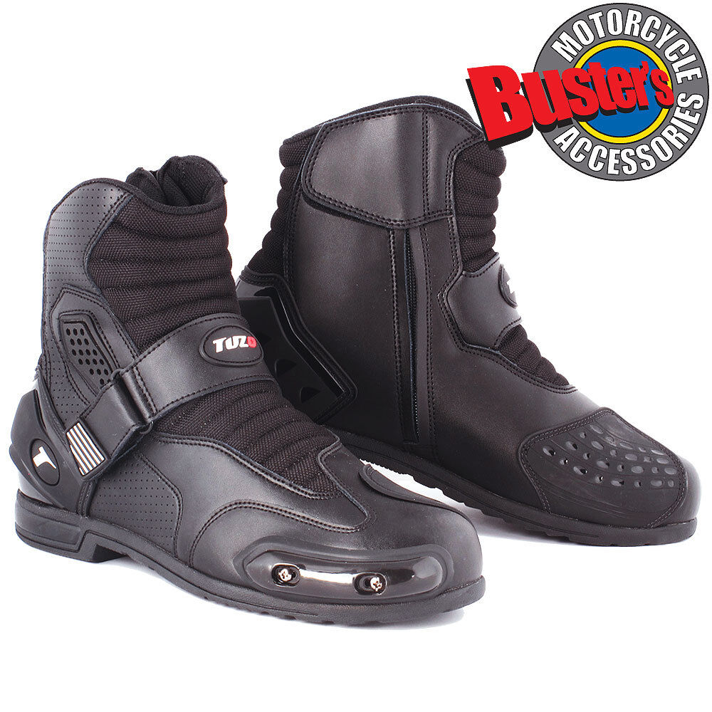 Motorcycle Boots Ankle S M 40