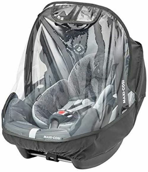 brand new quality car seat rain cover to fit maxi cosi cabriofix pebble carseat ebay. Black Bedroom Furniture Sets. Home Design Ideas