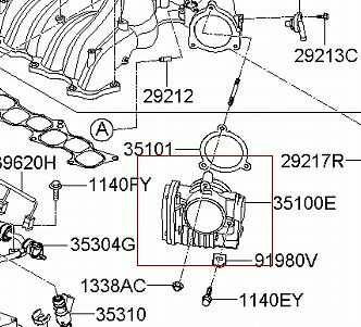 Hyundai Entourage Parts List on timing belt or chain list nissan