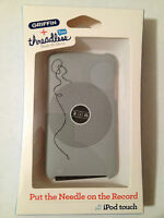 Griffin threadless Put the Needle on the Record Case for iPod TOUCH 2nd & 3rd
