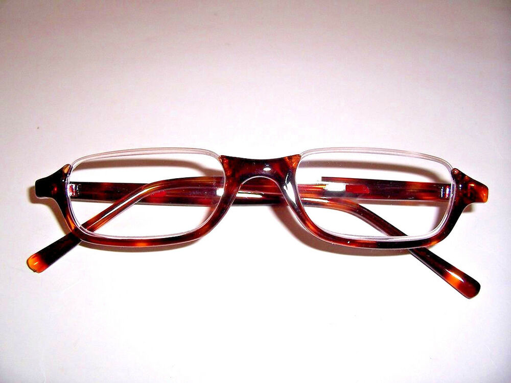 2 75 clear reading glasses 275 whole lens magnification ebay