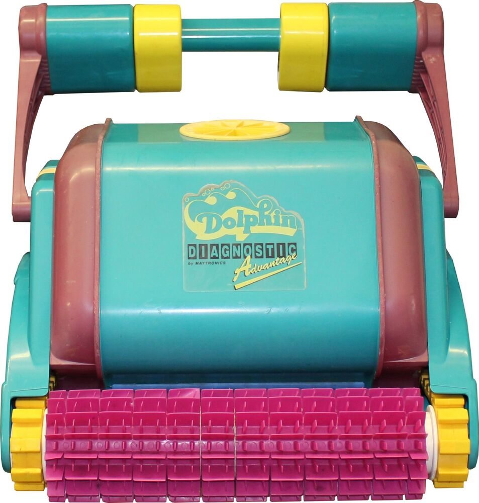 Dolphin 174 Pool Cleaner Repair Service With Shipping Box Set