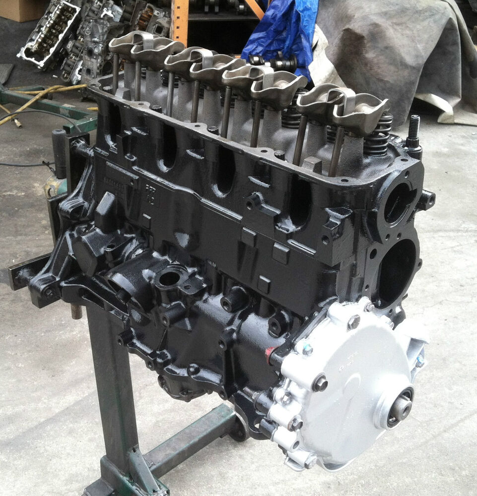2 5l 4cyl Remanufactured Engine Jeep Wrangler Cherokee Dodge Dakota Warranty