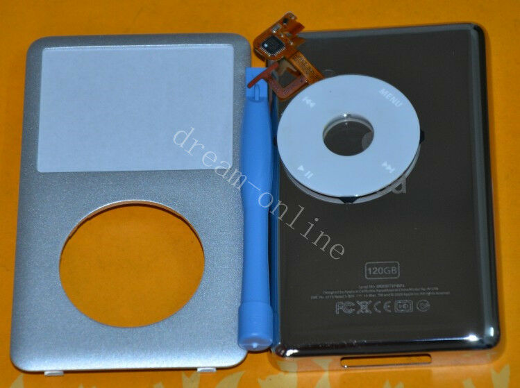 how to change battery on ipod 120gb