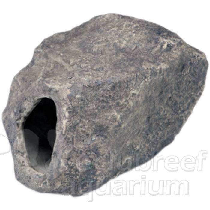 Large Aquarium Stones : Cichlid stone large toe rock breeding hiding cave ceramic