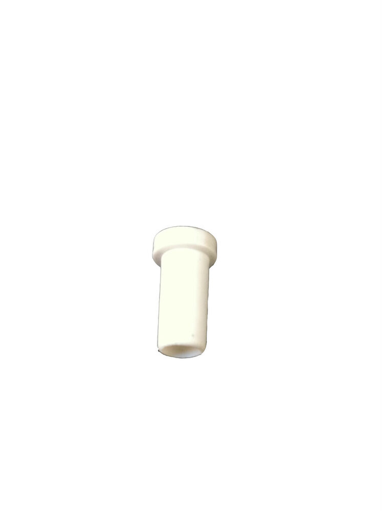 Quot plastic insert for water pipe tubing compression