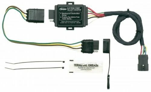 Hoppy 11143875 Plug-In Simple Trailer Hitch Wiring Kit for    Subaru Outback Trailer Wiring Harness, Subaru, Free Engine