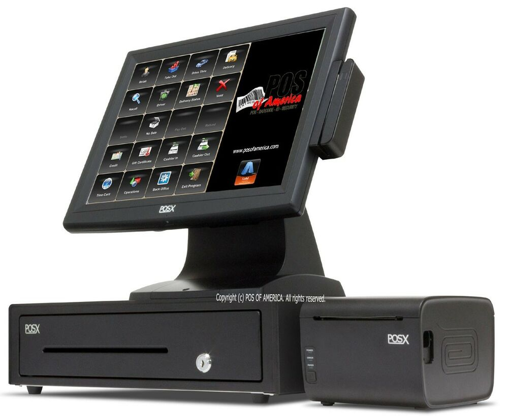 Aldelo Pro Pos Restaurant Bar Pizza Retail All In One