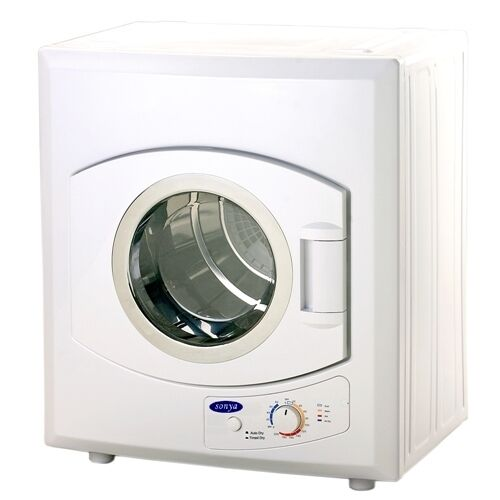 Sonya Portable Apartment Size Small Compact Mini Dryer
