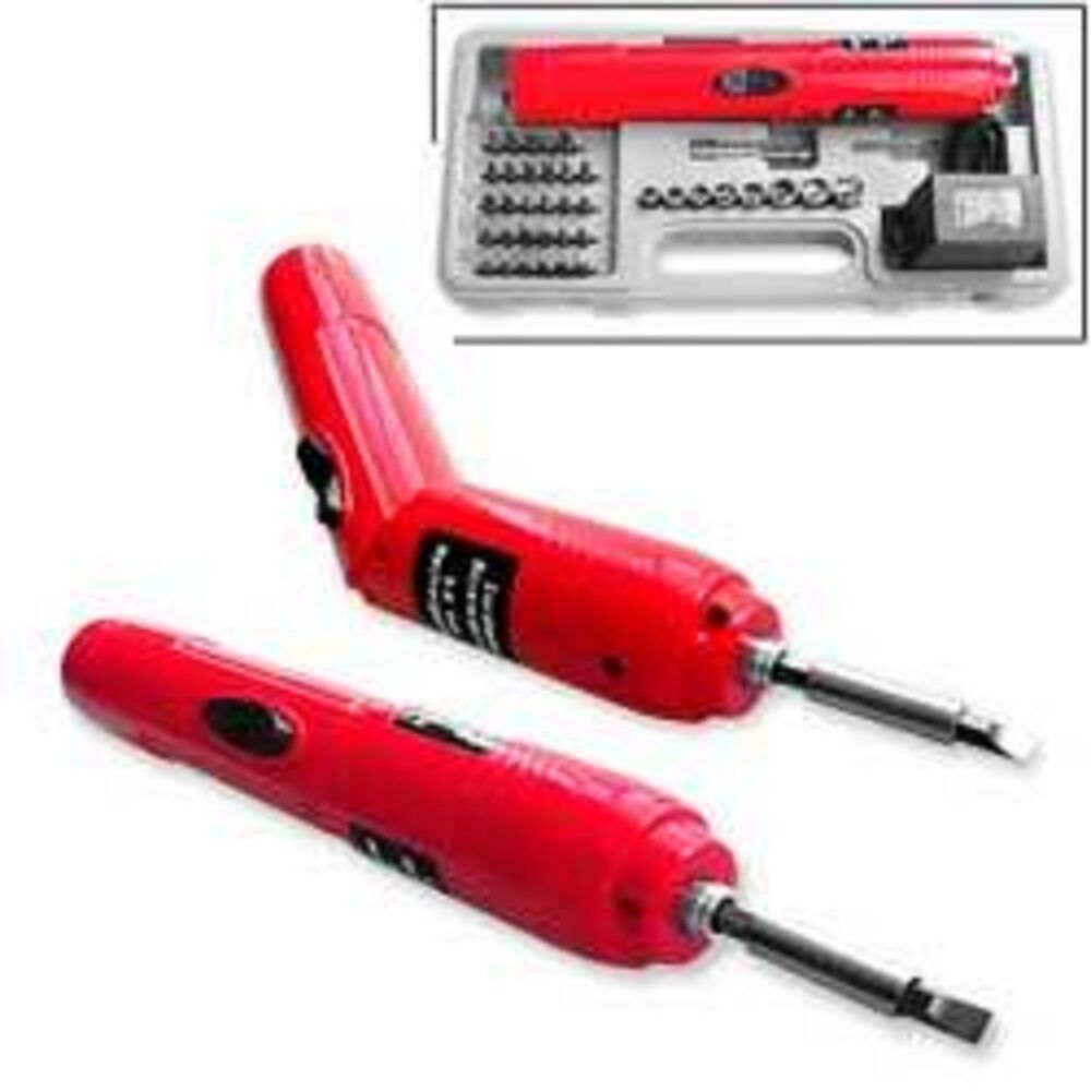 Cordless Battery Operated Power Powered Hand Straight