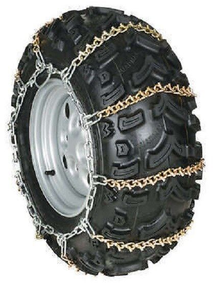 Atv Tire Chains : New arctic cat atv tire chains size b inch part