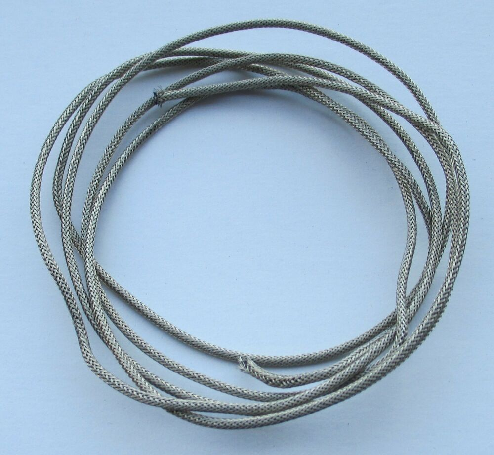 Flat Cable 2 Conductor With Shield : Feet aided shield stranded single conductor guitar
