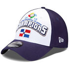 2013 World Baseball Classic Dominican Republic New Era Champions Hat Cap WBC M/L