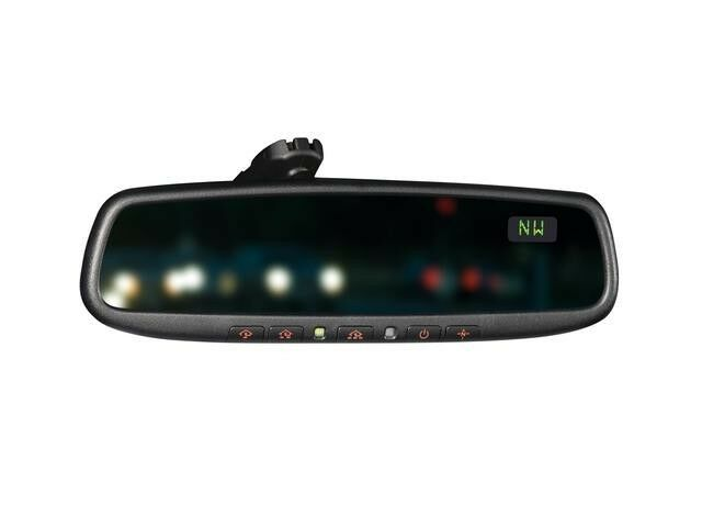 genuine mazda cx5 2013 2016 led auto dimming rear view mirror w homelink oe oem ebay. Black Bedroom Furniture Sets. Home Design Ideas