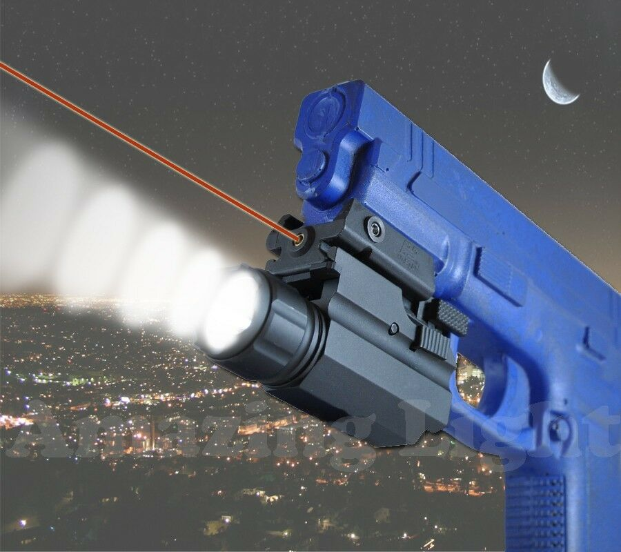 Laserlyte V2 Subcompact Laser Sight: Laser Sight Tactical Light Combo For Springfield Beretta
