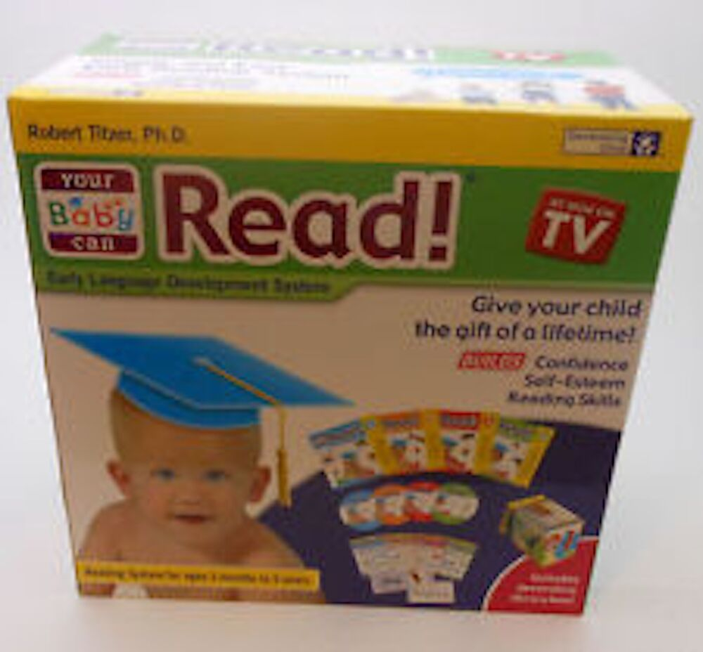Can Babies Learn to Read? | Dr Kristy Goodwin