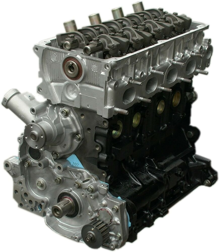 Rebuilt 01-05 Chrysler Sebring Coupe 2.4L 4G64 Engine