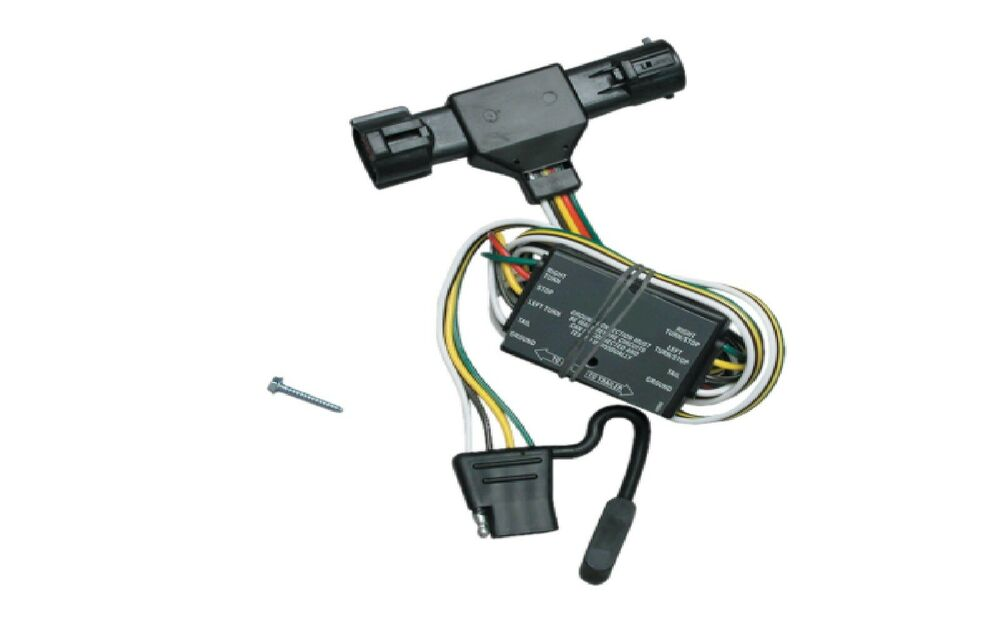 Tow ready wiring t one connector b