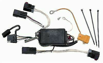tow ready 118406 wiring t one connector 05 10 300 ebay. Black Bedroom Furniture Sets. Home Design Ideas