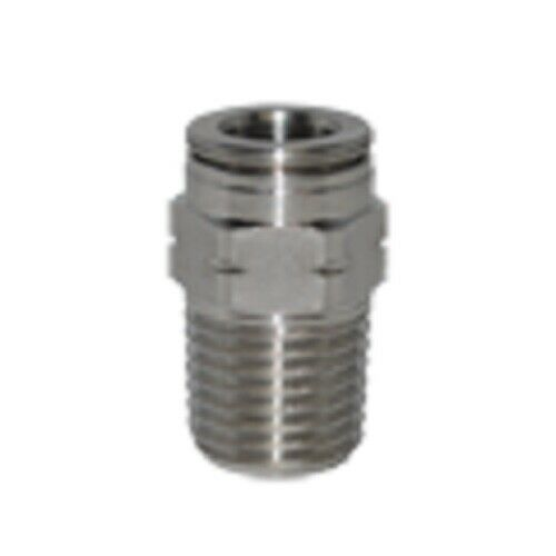 Quot od npt stainless steel push to connect tube