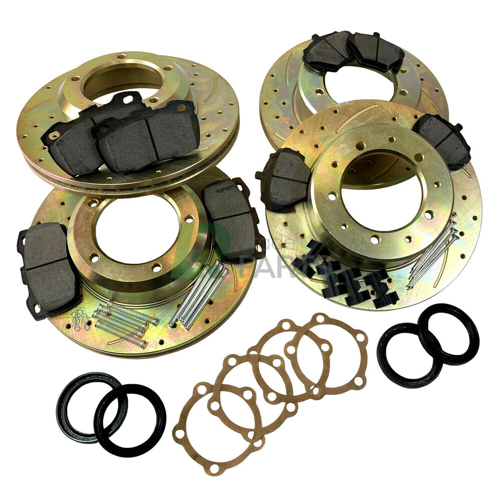 Land Rover Defender Front Bumper With Led Daytime Running