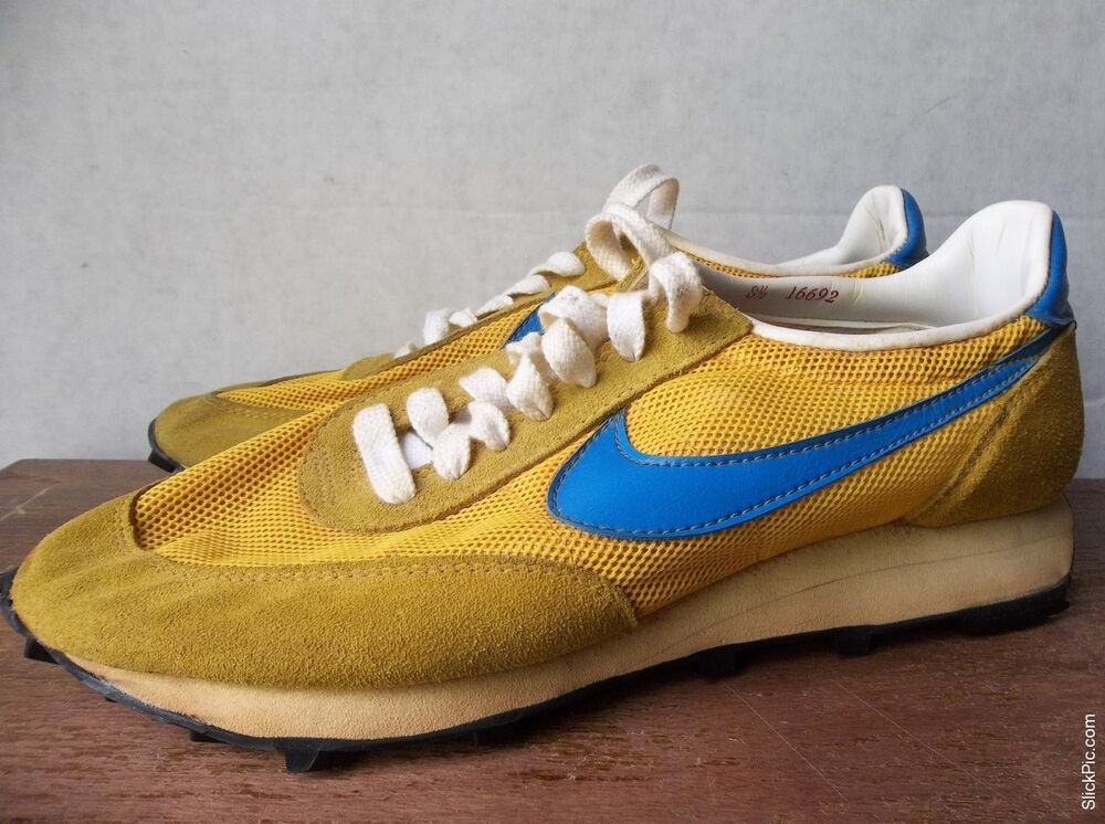 100% authentic 2c958 030e2 Details about ORIGINAL VINTAGE 70s NIKE LDV WAFFLE RUNNING SHOES 8.5 MADE  IN USA