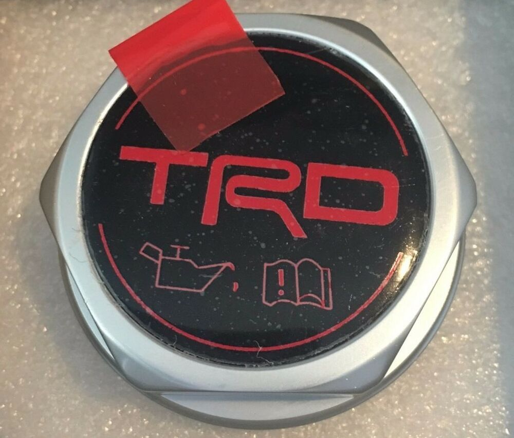 1995 2014 Trd Oil Cap For Toyota Tacoma And Most Toyota