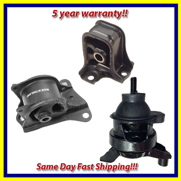 97 01 honda prelude 2 2l engine motor trans mount kit. Black Bedroom Furniture Sets. Home Design Ideas