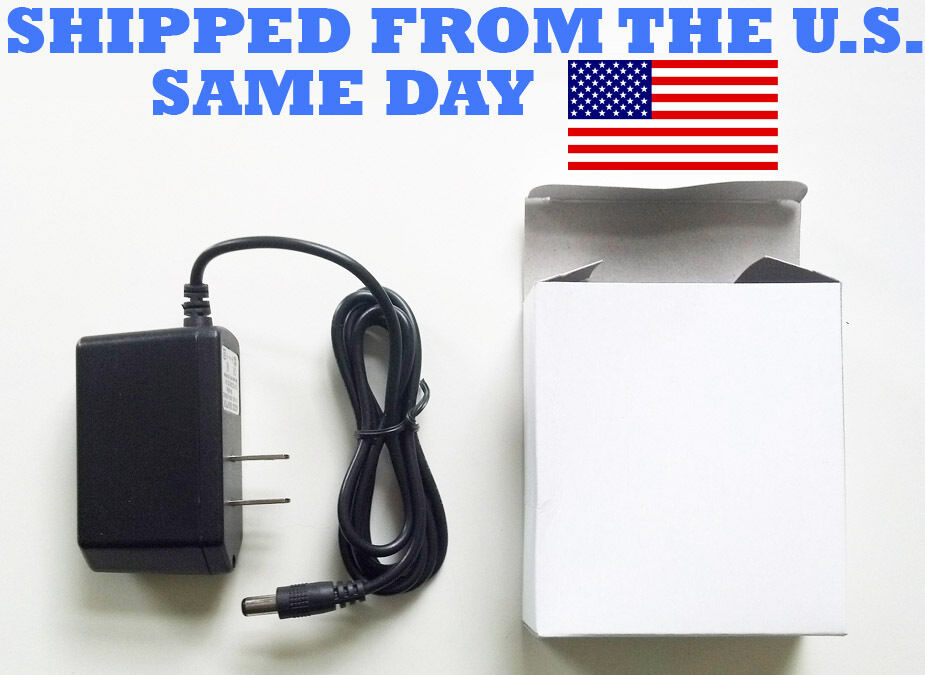 power supply ac adapter for boss br 600 br 800 br 864 and micro br br 80 ebay. Black Bedroom Furniture Sets. Home Design Ideas