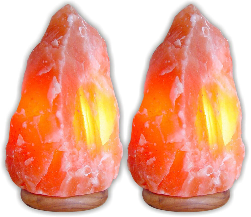 Himalayan Salt Lamps Europe : Himalayan Natural Air Purifier Salt Lamp Rock Crystal Tower 7 - 10 Lbs Pack-2 eBay