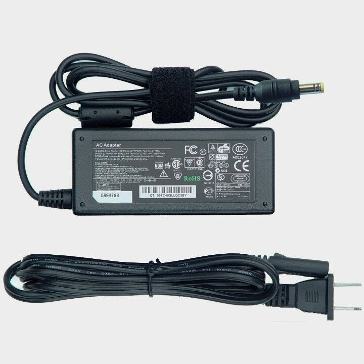 AC Adapter Battery Charger For HP Pavilion DM3 1000 DM3