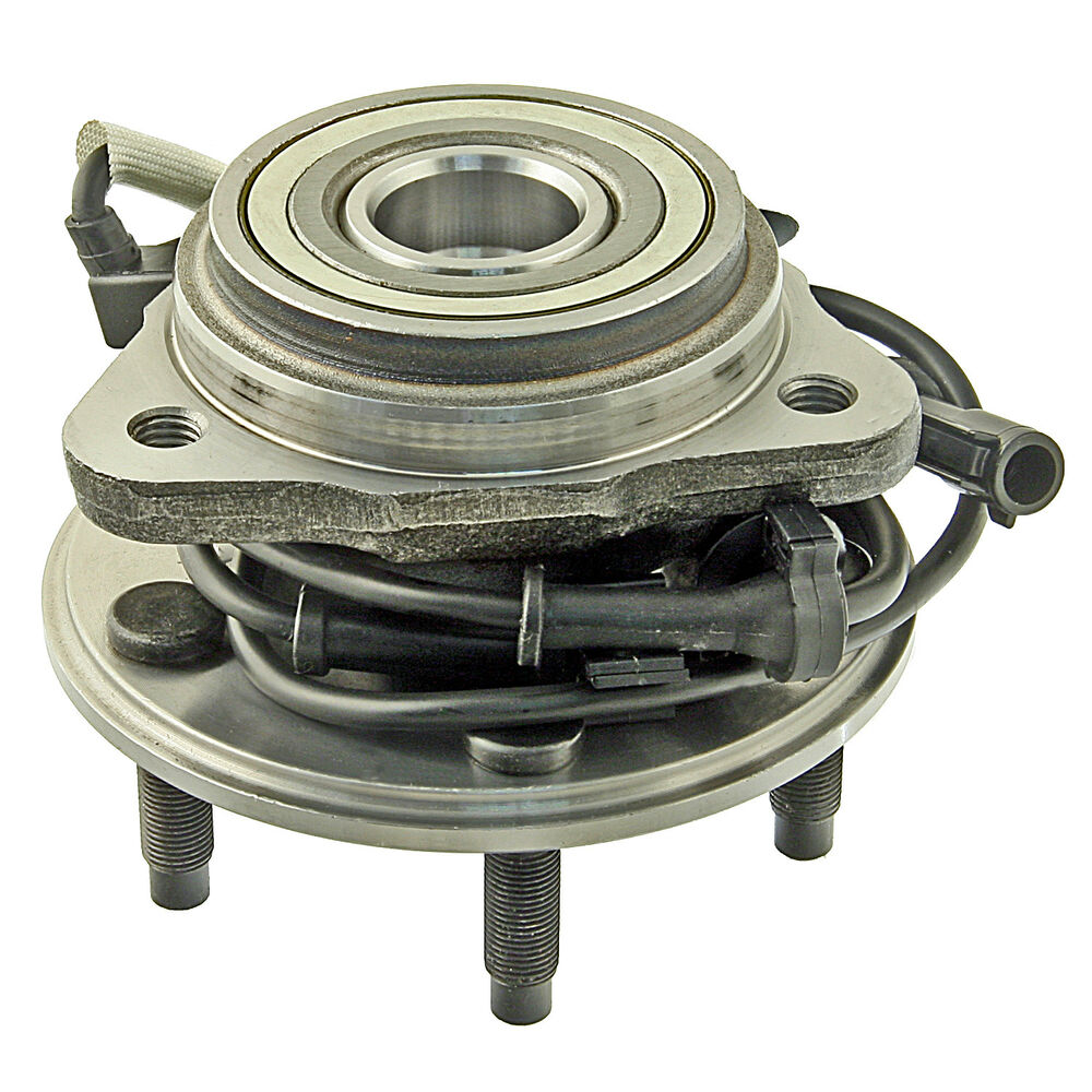 service manual  ford club wagon front wheel bearing