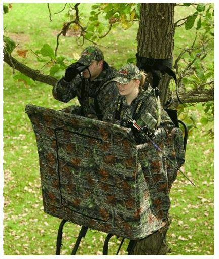 Big Game The Big Buddy Camouflage Blind Kit Fits Big